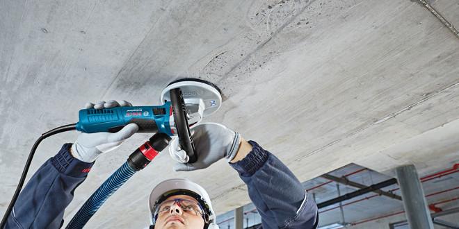 Bosch Betonschleifer