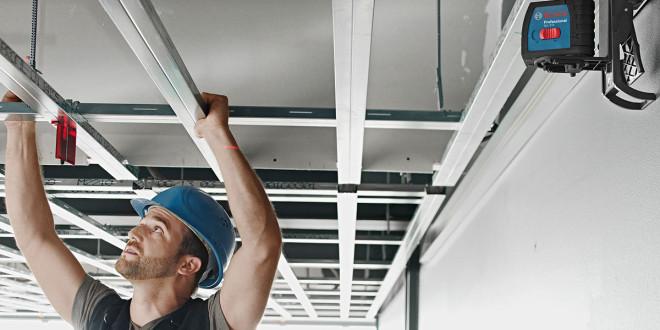 Bosch Kreuzlinienlaser GLL 2-15 Professional