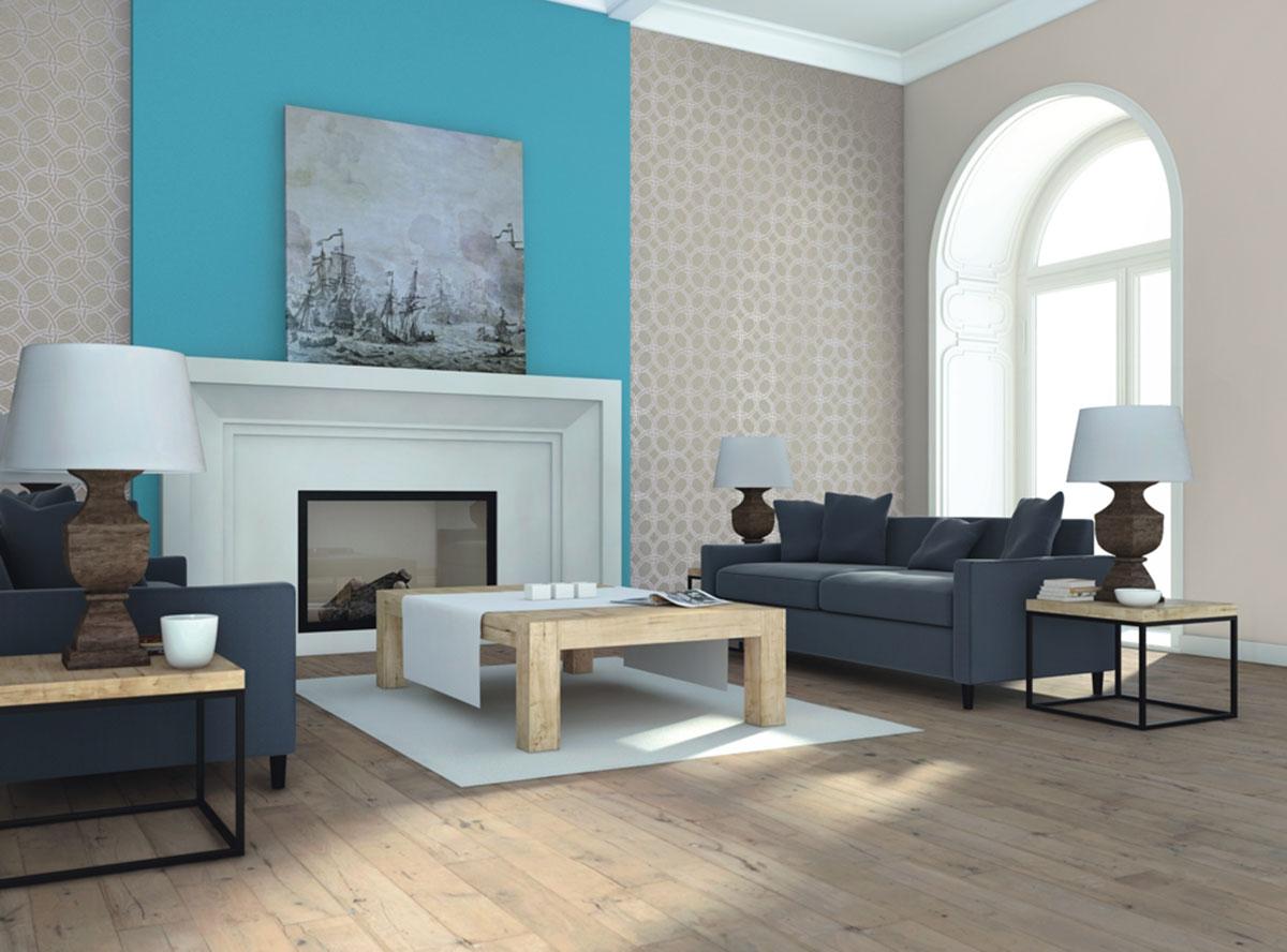 die neue tapetenkollektion bond street 2015 von rasch. Black Bedroom Furniture Sets. Home Design Ideas