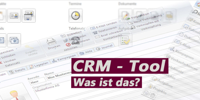 CRM-Tool – was ist das?