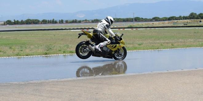 Sicherheit beim Motorrad