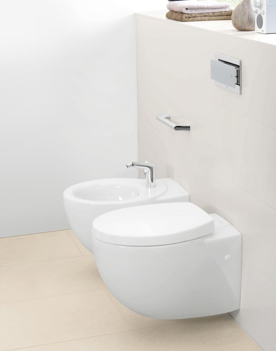 viclean symbiose aus wc und bidet. Black Bedroom Furniture Sets. Home Design Ideas