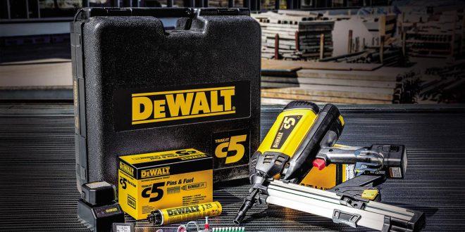 Professionelle Befestigungslösungen von DeWALT