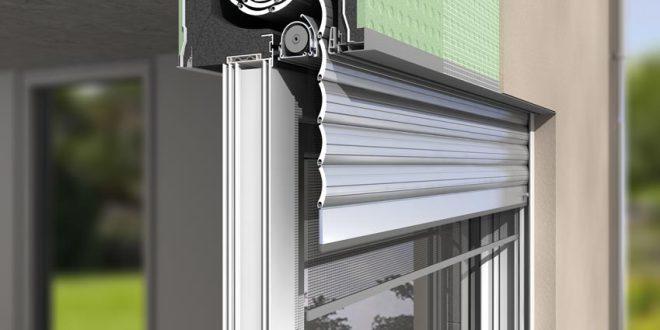 Neuer Aufsatzkasten stabilisiert Fenster