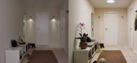 Velux Lichtkalkulator berechnet ideale Lösung für fensterlose Innenräume