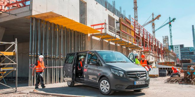 Mercedes-Benz Bank bringt Schwung in die Transporter Finanzierung