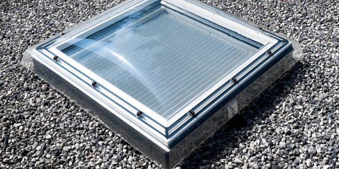 Flachdach Fenster von VELUX