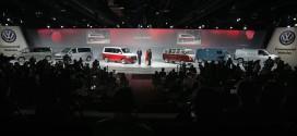 Der neue VW Bus T6 – die 6. Generation fährt vor