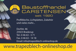 Baustoffhandel Carstensen