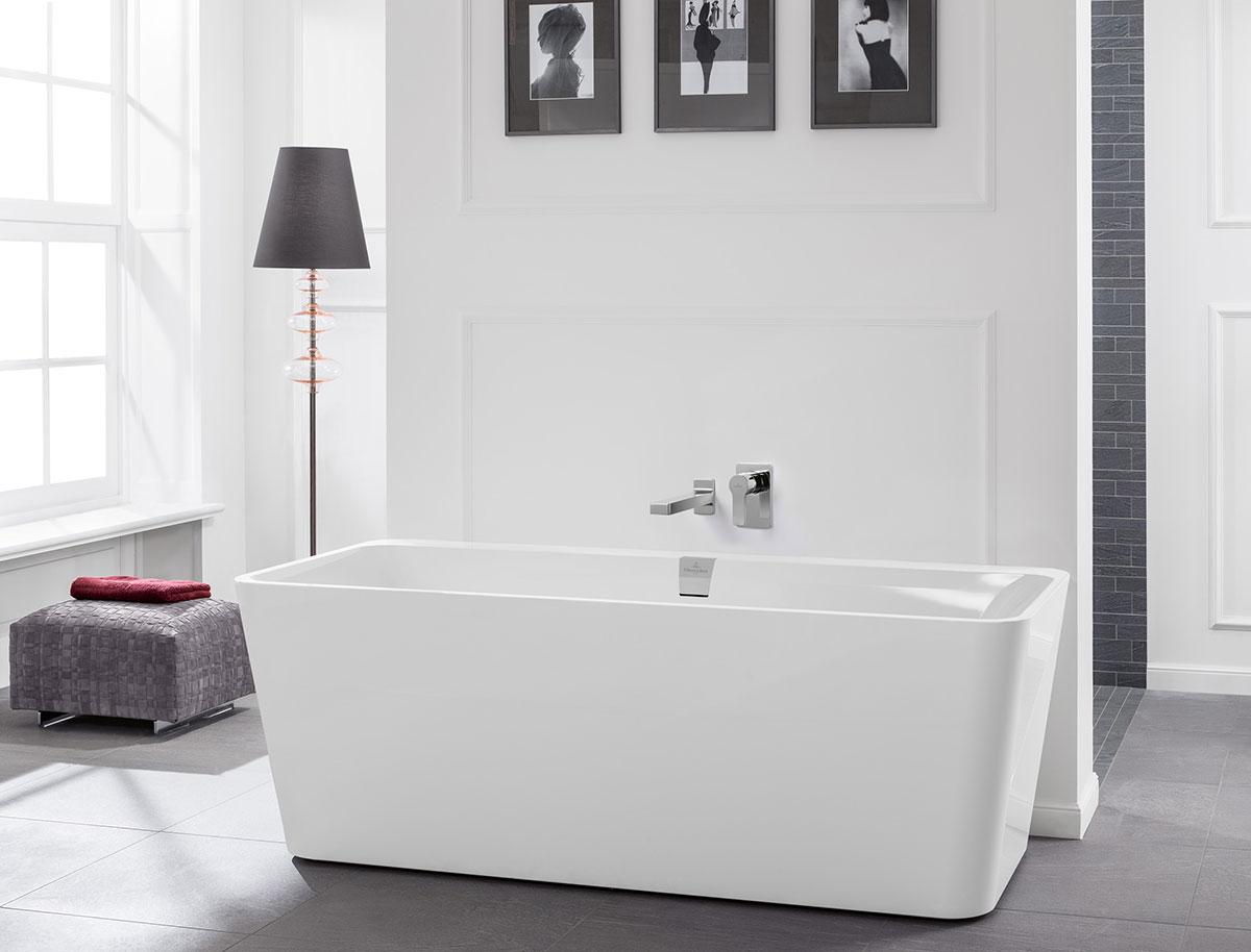 nahtloses badevergn gen mit villeroy boch badewannen. Black Bedroom Furniture Sets. Home Design Ideas