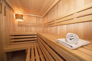 Wellness Zuhause mit der Sauna bauen